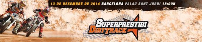 superprestigio dirt track logo