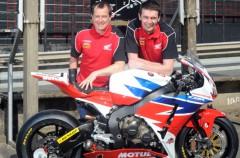 McGuinness y Cummins seguirán con Honda Road Racing para 2015