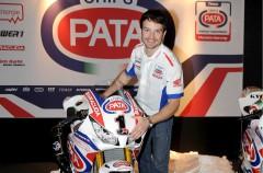 Sylvain Guintoli no sufre fracturas tras su caída en el test SBK en Jerez