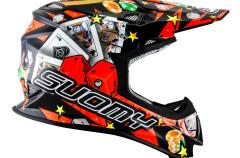 Los nuevos colores para el casco Suomy Mr. Jump