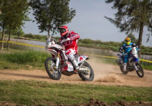 Especial Dakar 2015: Marc Guasch, Manuel García y Dani Oliveras