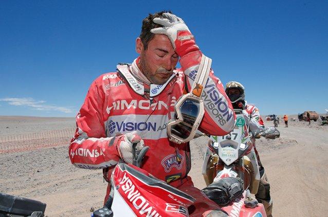 Especial Dakar 2015: Antonio Gimeno, el mejor compañero de aventuras