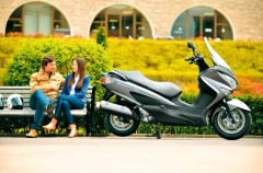 Las promociones de Suzuki en sus scooter para 2015