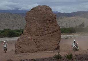 Especial Dakar 2015: Carlos Fernández, debut exitoso en una experiencia mágica
