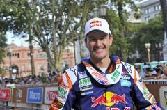 Marc Coma gana la etapa 5 del Dakar 2015, Barreda sigue líder