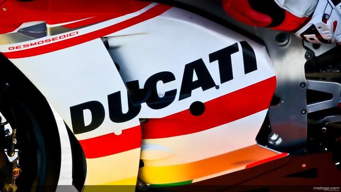 Ducati rodará con la GP14.3 en el test MotoGP Sepang, a la espera de la GP15