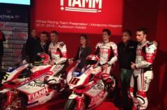 El equipo Althea Racing SBK 2015 se presentaba con Nico Terol como estrella
