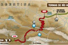 Dakar 2015 Etapa 11: Salta/Cachi – Termas de Río Hondo