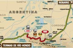 Dakar 2015 Etapa 12: Termas de Río Hondo – Rosario