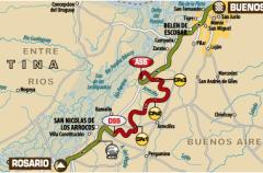 Dakar 2015 Etapa 13: Rosario – Buenos Aires