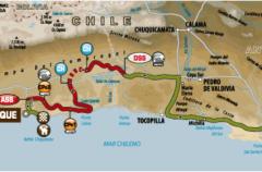 Dakar 2015 Etapa 6: Antofagasta – Iquique