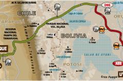 Dakar 2015 Etapa 7: Iquique – Uyuni