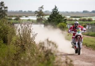 Especial Dakar 2015: Gerard Farrés, condiciones extremas pero buen feeling