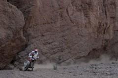 Joan Barreda gana la etapa 11 del Dakar 2015, y Coma más líder