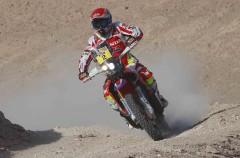 Día de descanso para las motos en el Dakar 2015
