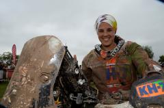 Especial Dakar 2015: Laia Sanz, la princesa del Dakar