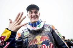 Marc Coma seguirá con KTM para el Mundial Rally Cross-Country y el Dakar 2016