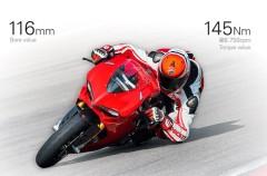 La nueva Ducati 1299S Panigale bate un récord en Mugello