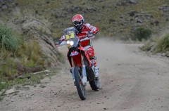 Gonçalves gana la etapa 7 del Dakar 2015, Coma 2º y recorta diferencias con Barreda