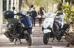 Riya presenta sus promociones en los modelos 50cc y 125cc