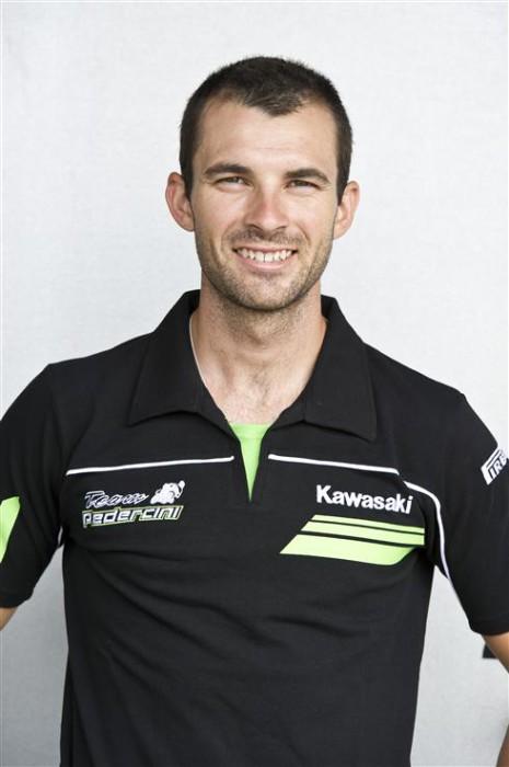 Bryan Staring será piloto del Kawasaki Pedercini para Superstock 1000 en 2015