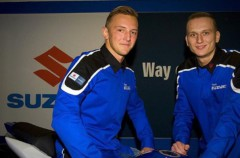 Tessels y Walraven competirán en Superstock 1000 con Suzuki