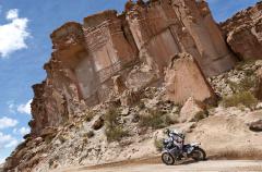 Especial Dakar 2015: Txomin Arana, el mejor aprendiz