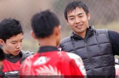 Hiroshi Aoyama apoyará la Asia Talent Cup y a los jóvenes pilotos japoneses