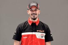 Giugliano se lesiona en el test SBK Australia y se perderá varias carreras