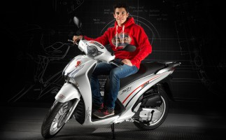 La Honda Scoopy MM93, tu scooter solidaria