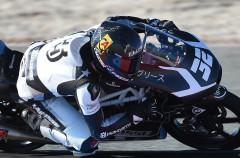 Isaac Viñales y Zarco dominan el día 1 de test Moto3 y Moto2 en Jerez