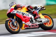 Marc Márquez cierra el test de MotoGP Sepang 2015 como el mejor
