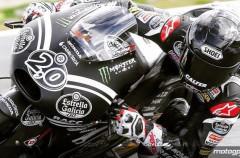 Quartararo y Zarco cierran el test Moto3 y Moto2 Jerez como los mejores