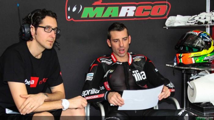 test Sepang MotoGP Marco