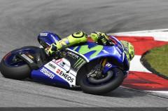 Valentino Rossi es el mejor del día 1 de test MotoGP en Sepang