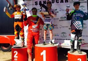 Vopilov, Villegas, Vico y Haro se llevan la victoria del Nacional MX en Sanlúcar