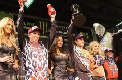 Ryan Dungey domina la prueba del AMA SX Indianápolis 2015