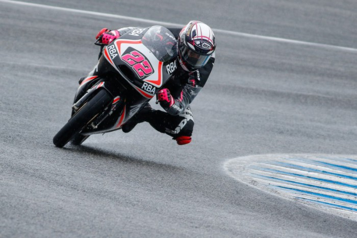 ana carrasco test jerez