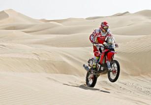 Joan Barreda gana la etapa 2 del Abu Dhabi Desert Challenge