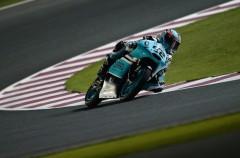Kent, Lowes y Márquez los mejores de la FP3 Moto3, Moto2 y MotoGP en Qatar
