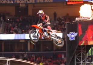 Ryan Dungey domina la 13ª cita del AMA SX en St. Louis
