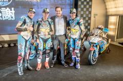 El Team Estrella Galicia 0,0 se presenta con todos sus pilotos para 2015