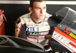 Coates y Mäkinen son los nuevos pilotos Stratos para el Europeo Moto2 y SBK