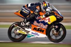 Oliveira, Lowes y Márquez controlan la FP2 Moto3, Moto2 y MotoGP en Qatar