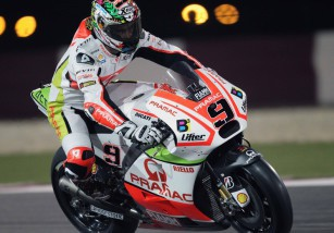 Dovizioso logra la pole MotoGP en Qatar, Pedrosa 2º y Márquez 3º