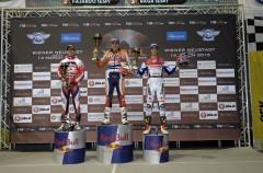Toni Bou se proclama Campeón del Mundo FIM X-Trial 2015 en Austria