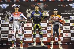 Albert Cabestany gana la cita del Mundial X-Trial 2015 en Oviedo