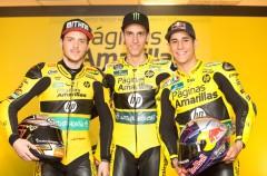 Presentación del equipo Páginas Amarillas 40 HP con Rins, Salom y Pons