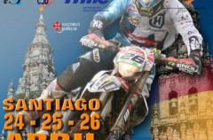 El Nacional de Enduro 2015 llega a la tercera cita en Santiago de Compostela