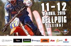 El Nacional de Motocross vuelve a la acción en Bellpuig